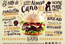 La Pepita Burger en la red