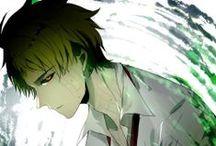 Kyoukai no kanata, my favorite anime ^-^