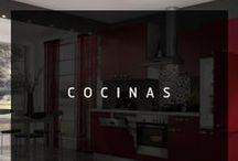 Cocinas / Si estás buscando renovar la cocina con una decoración al estilo contemporáneo, las siguientes ideas de diseño pueden servirte de mucho.