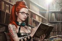 In the Stacks! / by Dennis Prehn