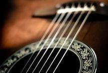 Guitarras / Para quem gosta de admirar esse instrumento maravilhoso