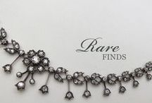 Rare & Beautiful Antique Jewelry / Unique, one-of-a-kind, rare vintage and antique jewelry
