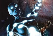 Captain Universe | Tamara Devoux / Tamara Devoux aka Captain Universe || Tamara Devoux was a woman who suffered amnesia during a car crash, but also received the power of the Enigma Force, transforming her into the Captain Universe. As Captain Universe, she joined the Avengers in order to maintain the equilibrium of the whole universe. #Marvel