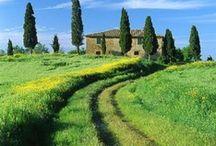 La Toscana / Un lugar donde vivir