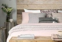 Bedroom | Style | Inspiration / A compilation of beautiful bedrooms!