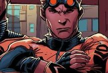 "Cannonball | Samuel Guthrie / Samuel ""Sam"" Zachery Guthrie #Marvel"