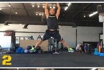 Strength Training / General workouts to strength train triathletes.