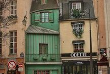 Odd houses and...
