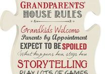Grandparents Rules / Grandparents sometimes have some very special rules when their grandkids come to see them. Can you guess what they are?