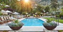 Places to Relax...It's Calistoga / Calistoga is the ultimate relaxing destination in the Napa Valley, with our hot springs resorts, mud bath spa treatments, facials and massages.