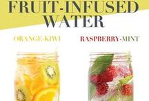 Infused Water / Infused water for better health
