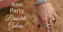 Bracelets Galore! / Breathtaking. Bodacious. Bold.