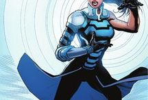 Iso | Xiaoyi / Xiaoyi is a new Inhuman that was discovered by Reader in China. #Marvel