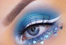 Eye Makeup / Eye Shadow Looks and Tips