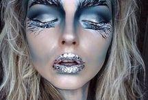 Makeup Ideas - #Halloween / Makeup Ideas - #Halloween