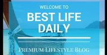 Best of Best Life Daily / Best Life Daily is a Lifestyle blog about achieving the goals you desire. We'll be covering Making Money, Saving Money, and How to Start A Blog as an Entrepreneur. Let's make changes today so we can enjoy tomorrow! Let's connect: http://bestlifedaily.com  Make Money, Save Money, How To Start A Blog, Work From Home, Entrepreneur, Work at home mom, Work at home Dad, Side Income, Blogger, Blog, Blogging, Income from home