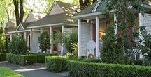 Calistoga B&B's & Inns / Choose from elegant inns or a number of charming bed & breakfasts and boutique hotels for your stay in Calistoga.