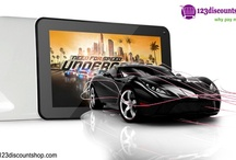 Tablet Pc / All new latest android tablet PC with high speed Processor and latest Android operating system.