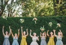 Bridesmaids / by wedding decor