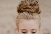 Hairstyles / by wedding decor