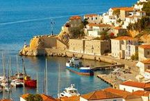 Hydra island Greece /    An island free of vehicles, a rich heritage, traditional architecture, artistic vibes, sophisticated shops and galleries