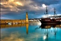 Chania Greece / Travel to chania Crete Greece