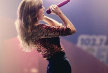 Taylor Swift / by Emily Orlosky