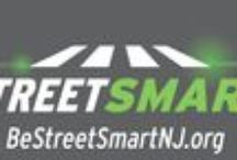 Street Smart NJ / Street Smart NJ is a public education, awareness and behavioral change campaign being piloted in communities across New Jersey. The campaign uses radio, outdoor and transit advertising, along with grassroots public awareness efforts and law enforcement to address pedestrian and bicyclist safety. Please visit the campaign site at http://bestreetsmartnj.org for additional information.