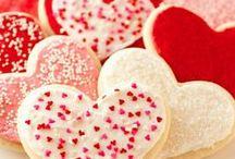 Valentines Day Board/ Recipes & Ideas