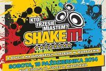 Tak się bawimy! / Wyjazdy wyjazdami, ale w Polsce też można się bawić - o to zdjęcia z niektórych organizowanych przez nas imprez.  Więcej na stronie www.shakeit.pl