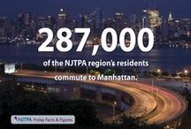 Friday Facts & Figures / A weekly glance at transportation trends and data in northern New Jersey