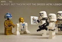 Star Wars / Anything Star Wars - Movie pics / LEGO / Merchandise ... / by Stine Ipsen