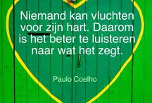 Inspirerende Nederlandse citaten / Inspiring Dutch quotes / Nederlandstalige citaten die mij inspireren / Inspiring Dutch quotes