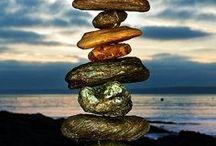 stone / stone, rock, pebbles
