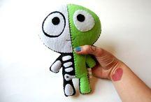 DIY - Felt, fabric, yarn / by Stine Ipsen