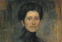 """Wystawa: Olga Boznańska / Od października do lutego 2015 w naszym muzeum można było oglądać wystawę pod tytułem """"Olga Boznańska"""", na której zgromadziliśmy nie tylko 173 dzieła, pochodzącej z Krakowa malarki, ale również 23 prace europejskich artystów współczesnych Boznańskiej i tych, którzy ją inspirowali."""
