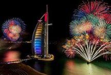 New year Dubai