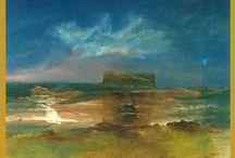 シドニー・ノーラン / Sidney Nolan(1917~1992)。荒野と神話の果てに。匿名の反抗者として詩を生きる。