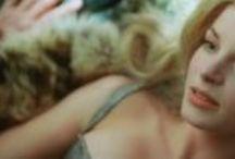 Yvonne Catterfeld / 映画「美女と野獣」(2014)の森の精。その背に流れた血を私は忘れない。