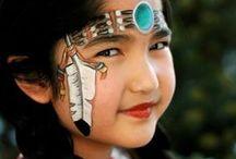 Face painting: Personaggi