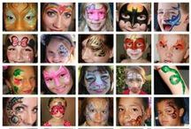 Face painting: Boards