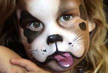 Face painting: Cani & co.