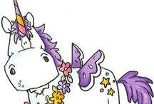 Unicorni e Mio mini pony
