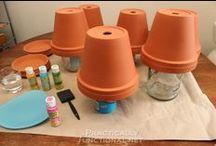 3)Flower Pot
