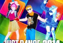 Just DANCE!!! / Dodododo dada JUST DANCE!!!! / by Snicker
