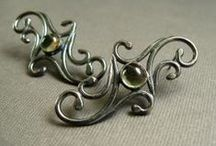 soldered, fused jewelry