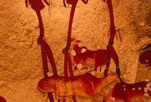 "pre-historic art & modern behaviour / Pre-historic art and symbolism. ""Modern human behaviour"" in other hominids"
