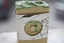 (My) Handmade soap — Sapone fatto a mano (da me) / Produzione artigianale di sapone casalingo  non destinato alla vendita
