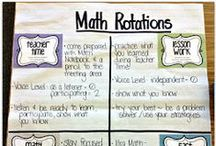 Math Centers for Intermediate