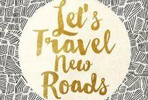 Podróżnicze inspiracje / Wanderlust